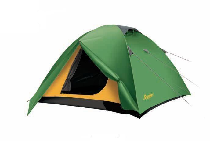 Палатка CANADIAN CAMPER VISTA 2 AL30200033Благодаря третьей дополнительной дуге, данная модель имеет максимально большие размеры спального отделения. Теперь часть вещей Вы можете не только хранить в тамбуре палатки, но и разместить их внутри спального отделения.