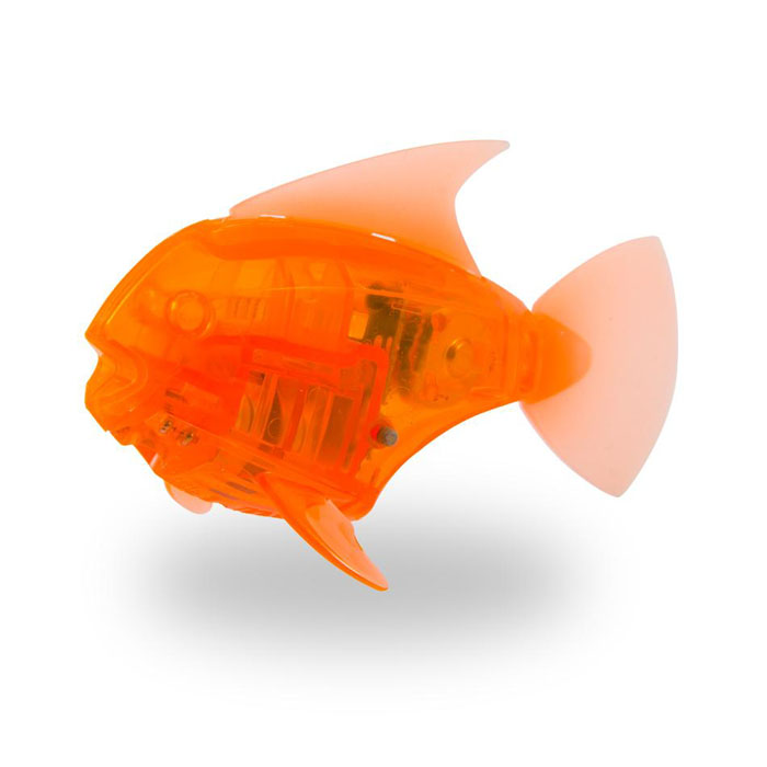Микро-робот рыбка Hexbug Aquabot Angelfish, со световыми эффектами, цвет: оранжевый kiss kiss rocks vegas 2 lp dvd