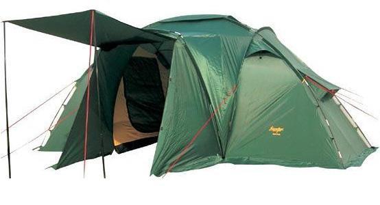 Палатка CANADIAN CAMPER SANA 4 PLUS (цвет forest) canadian camper