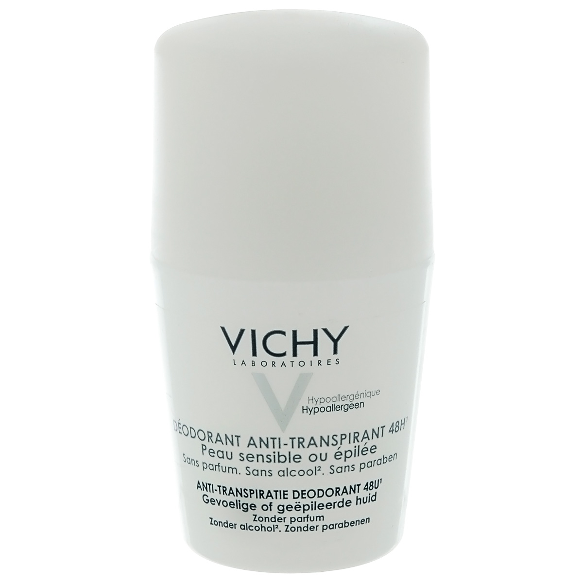 Vichy Дезодорант шариковый 48 часов, для очень чувствительной кожи, 50 млFS-00897Эффективен в течение 48 часов. Высокая переносимость. Регулирует избыточное потоотделение, не содержит спирта. Благодаря аминокомплексу растительного происхождения, быстро снимает раздражение кожи и ощущение дискомфорта.