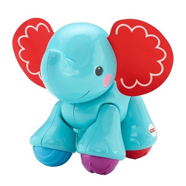 Fisher-Price Подвижная игрушка Слон