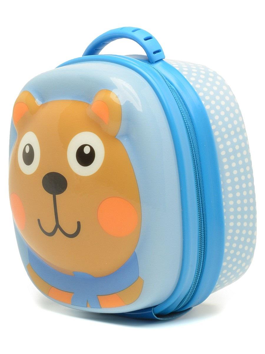 Сумочка детская OOPS Медведь72523WDДетская сумочка OOPS Медведь изготовлена из высококачественных полимерных материалов, не содержащих PVC, BPA или фталаты. Сумочка закрывается на застежку-молнию, а в верхней части находится удобная ручка для переноски. С наружной части сумка украшена изображением медвежонка. Такая стильная сумочка послужит не только для переноски различных необходимых ребенку вещей, но и для хранения еды. Она позволит вашему малышу взять с собой перекусить, когда он находится на прогулке, в школе, на пикнике или в детском саду. Идеальный вариант для прогулок на открытом воздухе, когда очень захотелось есть. В основном вместительном отделении можно поместить контейнер с едой, который закрепляется при помощи двух прочных ремешков. А вот в дополнительном сетчатом кармане можно поместить бутылку с напитком, например. Вы можете не переживать за свежесть продуктов, так как сумка оснащена отличной термоизоляцией, что обеспечивает отличную сохранность еды. Также в сумочке можно хранить небольшие игрушки или вещи для детского сада.С помощью такой оригинальной сумочки легко можно раскрасить жизнь ребенка яркими красками.