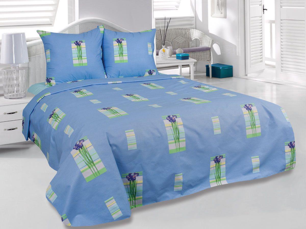 Комплект белья 1,5-спальный Ирисы4630003364517Постельное белье под маркой Тет-а-Тет Classic изготавливается из ткани с улучшенными потребительскими свойствами, рисунки создаются специально для этой продукции и часто обновляются в соответствии с последними тенденциями моды. Тет-а-Тет Classic станет гармоничной частью Вашего интерьера и Вашей повседневной жизни. Это постельное белье будет долго радовать Вас, ведь оно не линяет, не садится, отлично выдерживает более 500 стирок. бязь, 100% хлопокПододеяльник 150*215, простыня 160*215, наволочка 70*70 (2 шт)