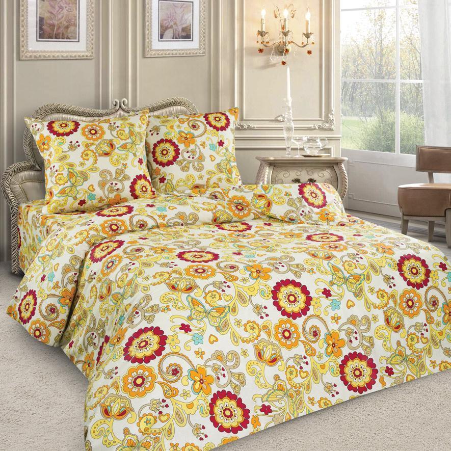 Комплект белья Letto Перкаль, 1,5-спальное, наволочки 70х70, цвет: желтый. PL20K100Классическое постельное белье - залог комфорта и гармонии цвета в вашей спальне. Дополните свою спальню актуальным принтом от европейских дизайнеров! Это отличный подарок любителям модных трендов в цвете и дизайне. Комплект выполнен из перкаля - хлопковой ткани полотняного плетения из некрученной нити. В коллекции Letto.cotton используются европейские дизайны, которые привнесут атмосферу изыска в вашу спальню. Пододеяльник на молнии. Обращаем внимание, что наволочки могут отличаться от представленных на фотографии. хлопок/перкаль1,5 сп: пододеяльник 143*215, простыня 150*220, нав. 70х70 (2шт)