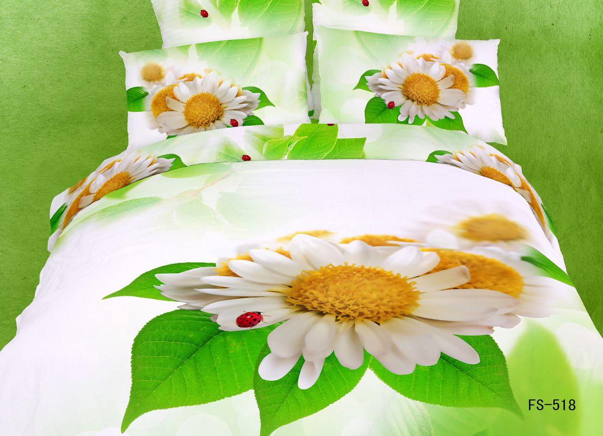 Комплект белья Buenas noches FX Daisy, евро. 67977 комплект белья buenas noches fx kihg lev евро 53286