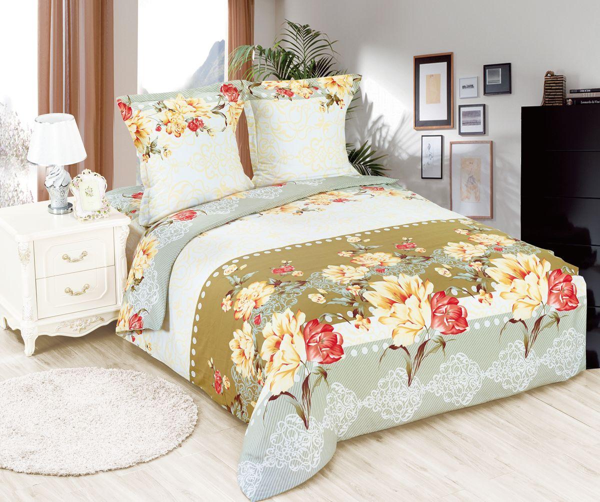 Комплект белья Amore Mio ET Dekor, 1,5-спальное. 70077391602Amore Mio – Комфорт и Уют - Каждый день! Amore Mio предлагает оценить соотношению цены и качества коллекции.Разнообразие ярких и современных дизайнов прослужат не один год и всегда будут радовать Вас и Ваших близких сочностью красок и красивым рисунком. Белье Amore Mio – лучший подарок любимым! Поплин – европейский аналог бязи. Это ткань самого простого полотняного плетения с чуть заметным рубчиком, который появляется из-за использования нитей разной толщины. Состоит из 100% натурального хлопка, поэтому хорошо удерживает тепло, впитывает влагу и позволяет телу дышать. На ощупь поплин мягче бязи, но грубее сатина. Благодаря использованию современных методов окраски, не линяет и его можно стирать при температуре до 40°C. Пододеяльник-150*215, Простыня-150*220, наволочки-70*70(1шт)