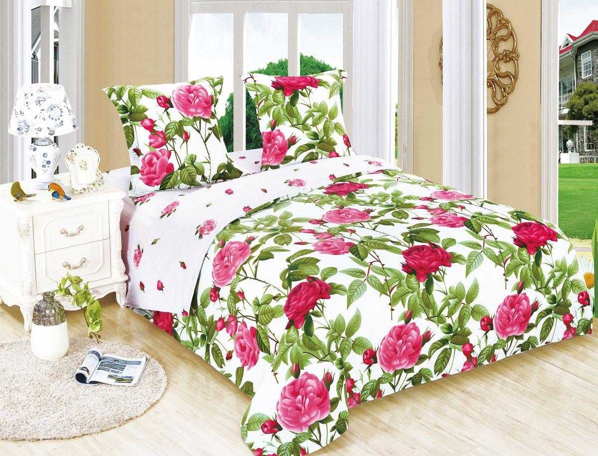 Комплект белья Amore Mio ET Svidanie, 2-спальное. 70083CA-3505Amore Mio – Комфорт и Уют - Каждый день! Amore Mio предлагает оценить соотношению цены и качества коллекции.Разнообразие ярких и современных дизайнов прослужат не один год и всегда будут радовать Вас и Ваших близких сочностью красок и красивым рисунком. Белье Amore Mio – лучший подарок любимым! Поплин – европейский аналог бязи. Это ткань самого простого полотняного плетения с чуть заметным рубчиком, который появляется из-за использования нитей разной толщины. Состоит из 100% натурального хлопка, поэтому хорошо удерживает тепло, впитывает влагу и позволяет телу дышать. На ощупь поплин мягче бязи, но грубее сатина. Благодаря использованию современных методов окраски, не линяет и его можно стирать при температуре до 40°C. Пододеяльник-180*215, Простыня-200*220, наволочки-70*70(2шт)