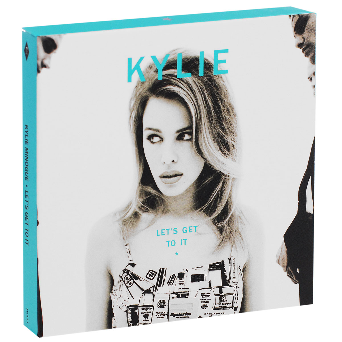 Кайли Миноуг Kylie Minogue. Let's Get To It (2 CD + DVD)