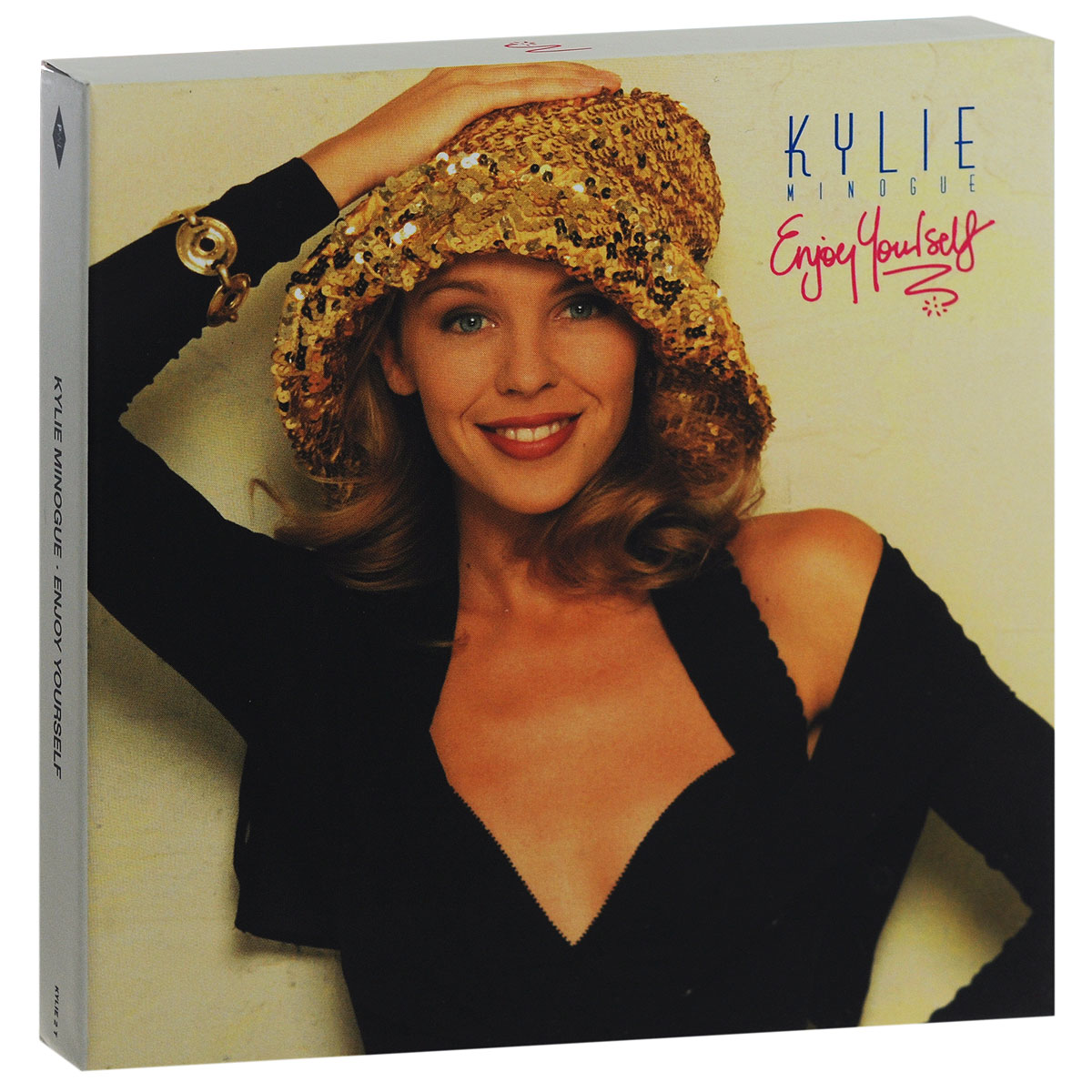 Кайли Миноуг Kylie Minogue. Enjoy Yourself (2 CD + DVD) the best of kylie minogue special edition cd dvd