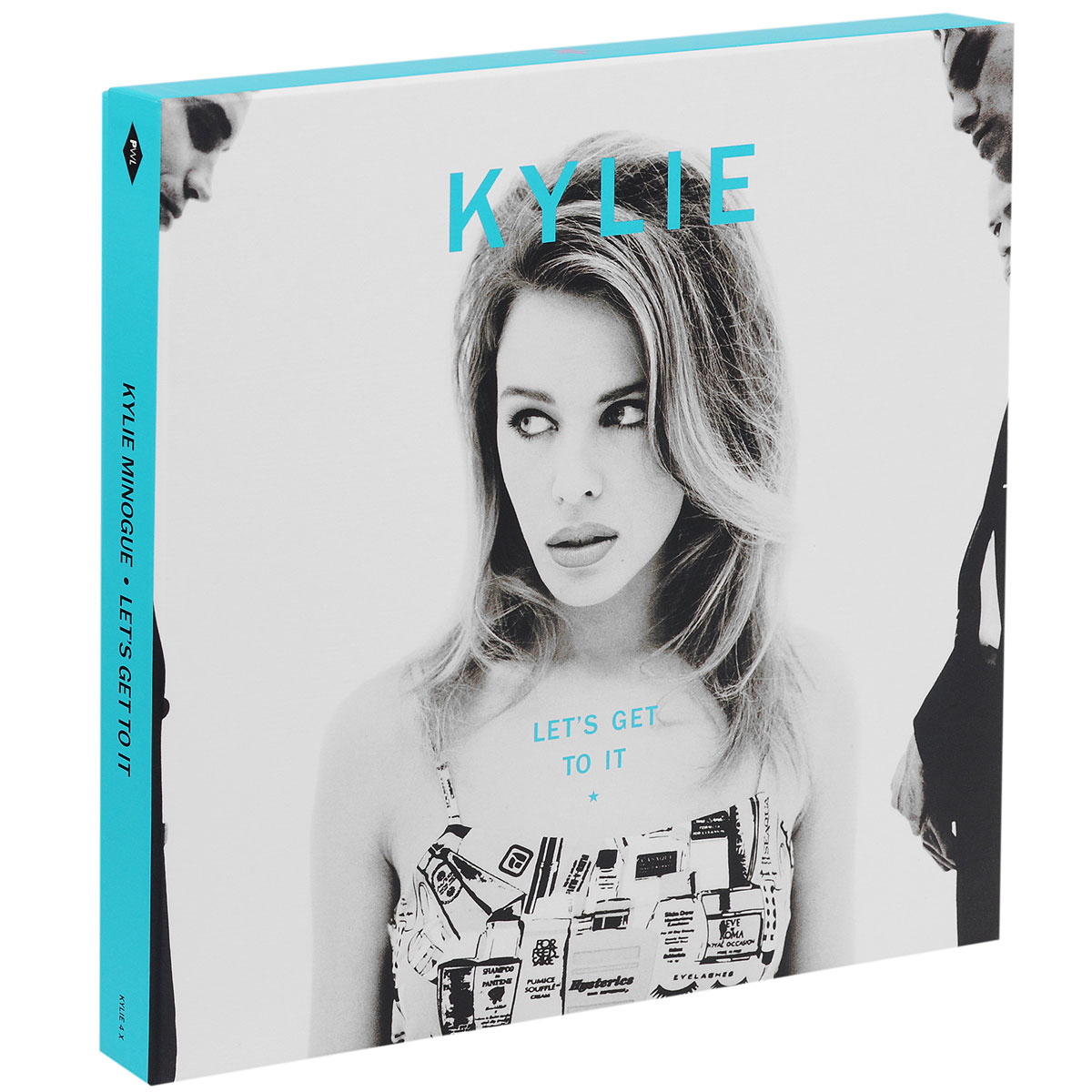 Кайли Миноуг Kylie Minogue. Let's Get To It (2 CD + DVD + LP) partners lp cd