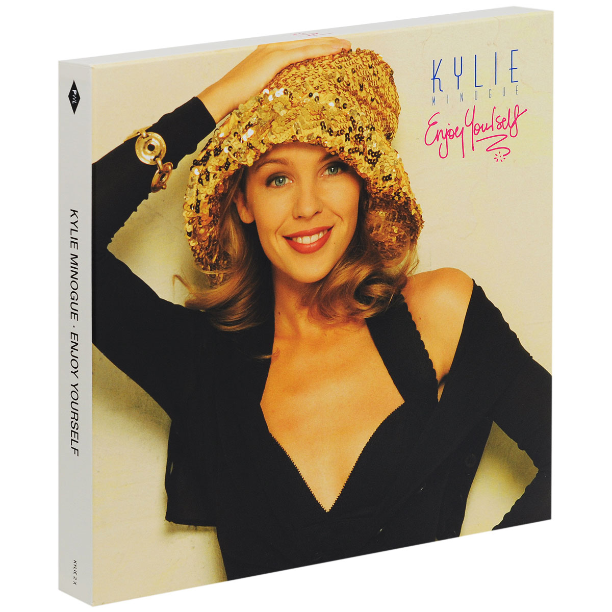 Кайли Миноуг Kylie Minogue. Enjoy Yourself (2 CD + DVD + LP) change up intermediate teachers pack 1 audio cd 1 cd rom test maker