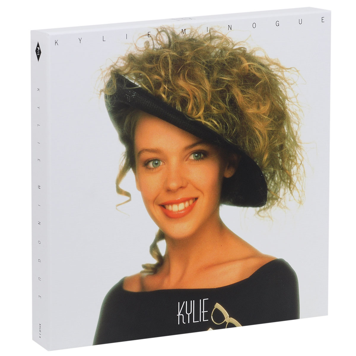 Кайли Миноуг Kylie Minogue. Kylie (2 CD + DVD + LP)