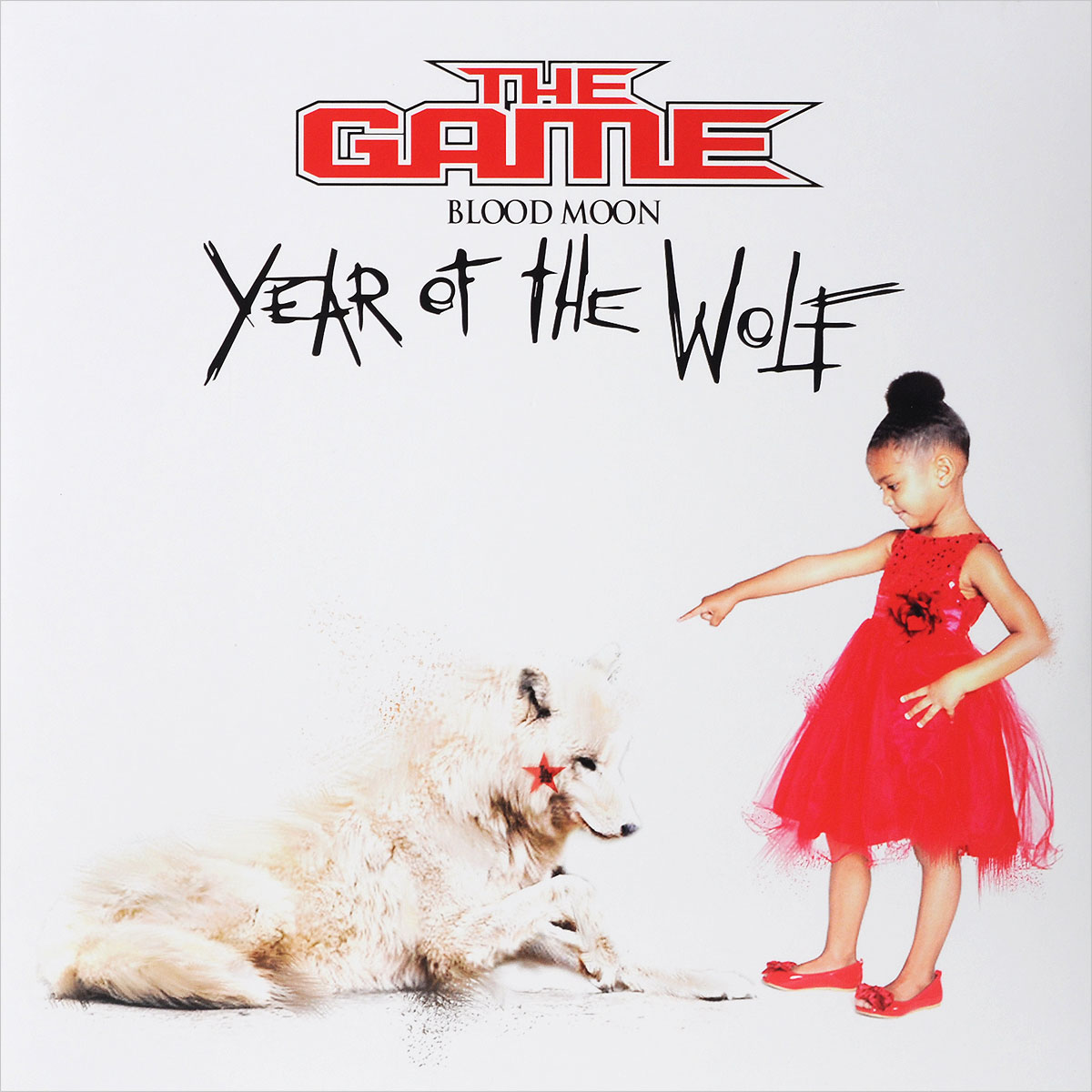 The Game. Blood Moon: Year Of The Wolf (2 LP) the glass bead game