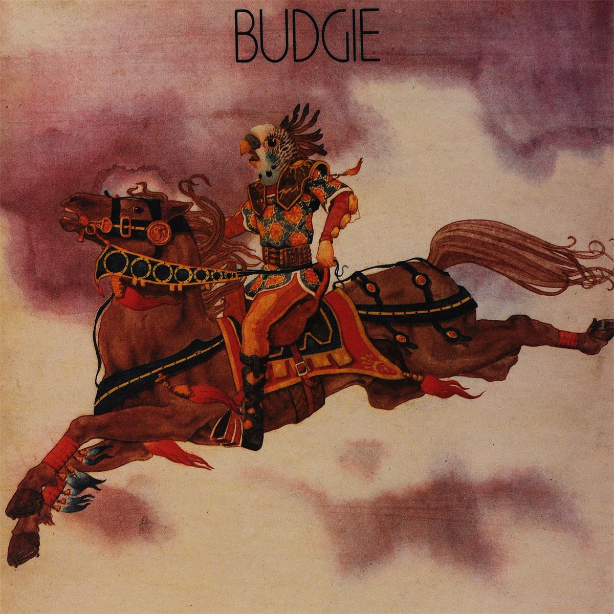 Budgie Budgie. Budgie (LP)