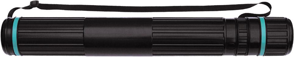 •современный эргономичный дизайн •стильный, прочный ремень •закручивающаяся боковая крышечка обеспечивает легкий доступ к чертежам •компактный и легкий •вмещает форматы до А0 включительно •диаметр 8,5 см •телескопический, регулируемая длина от 63 до 110 см •длина тубуса фиксируется с помощью специальных замочков на корпусе •широкая цветовая гамма •сертифицированный полипропилен
