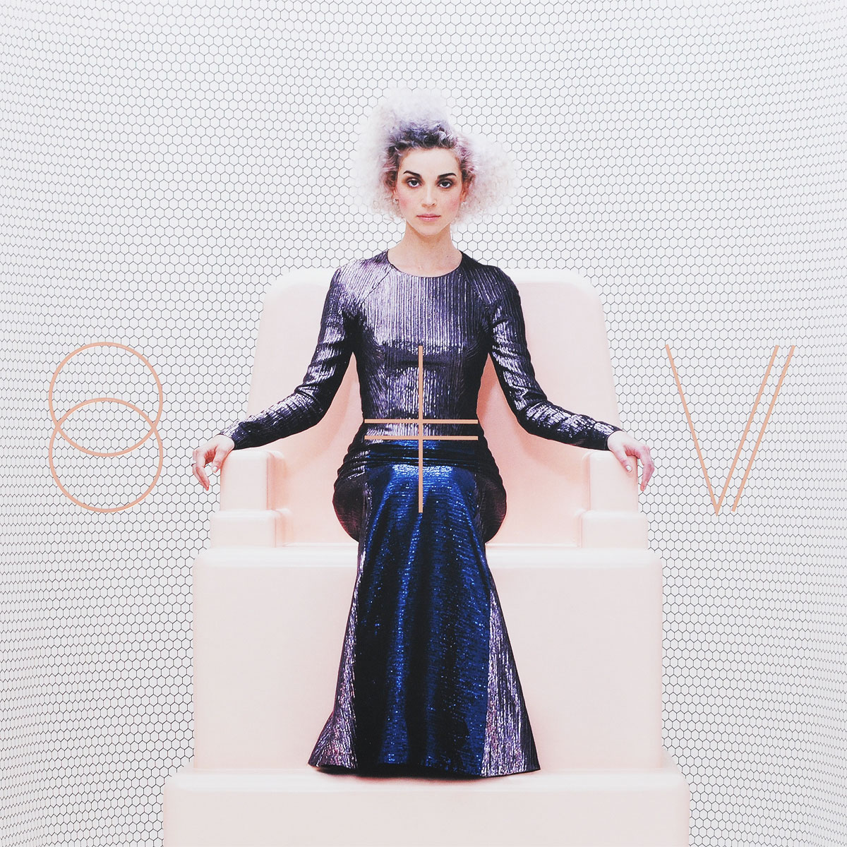 St. Vincent St. Vincent. S/T (LP) hoche productions