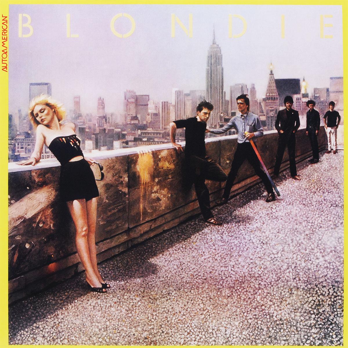 Blondie Blondie. Autoamerican (LP) little blondie sunglasses