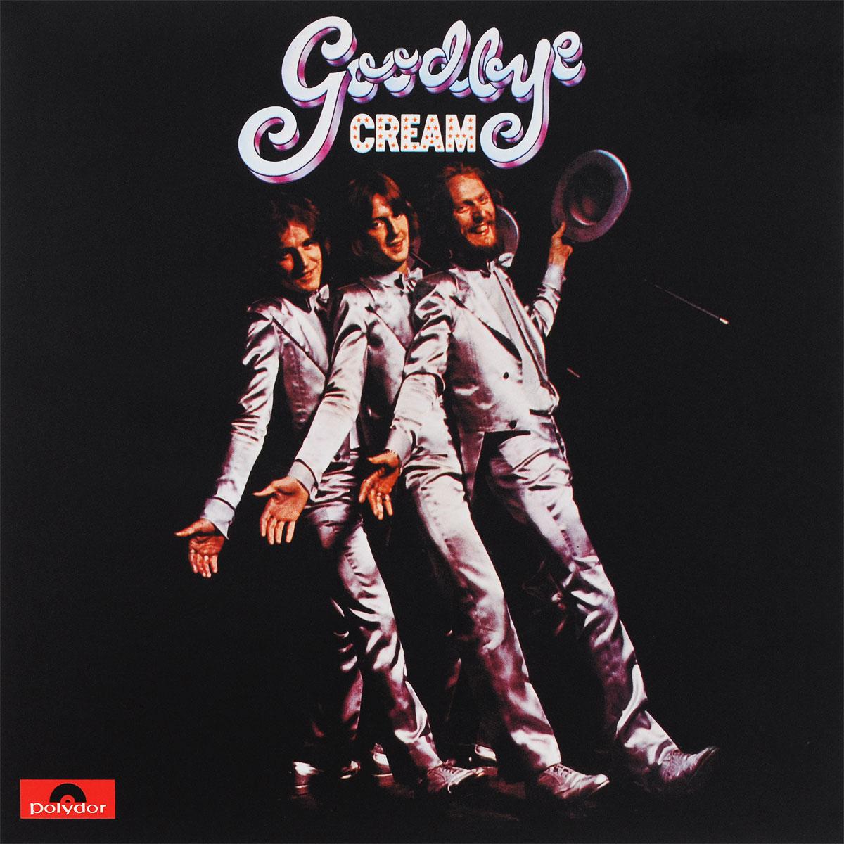 Cream Cream. Goodbye (LP) элтон джон elton john goodbye yellow brick road deluxe edition 2 cd