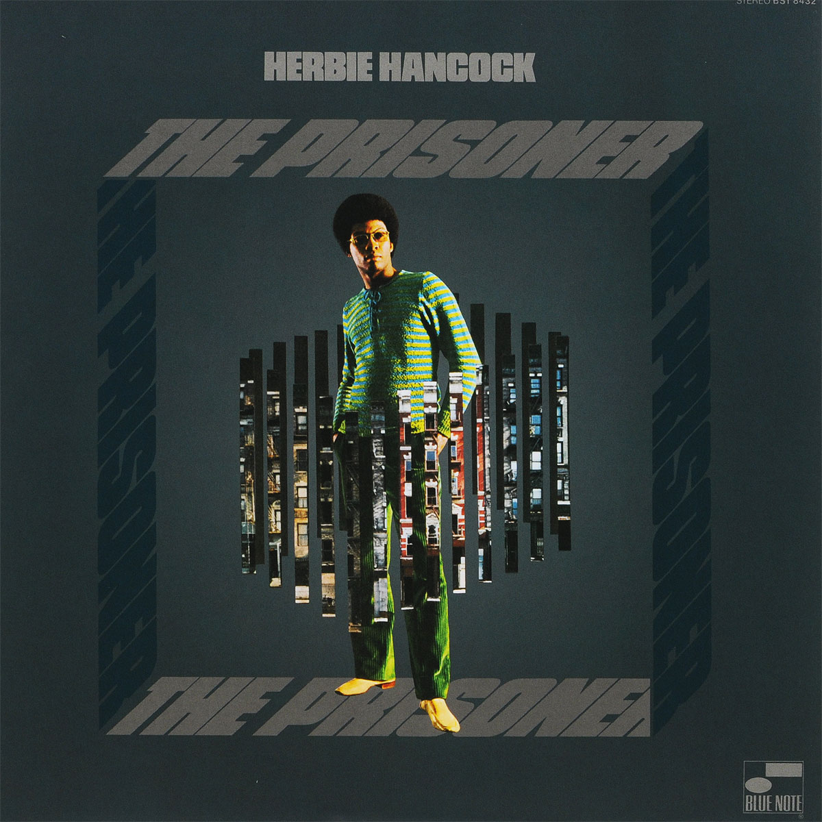 Херби Хэнкок Herbie Hancock. The Prisoner (LP)