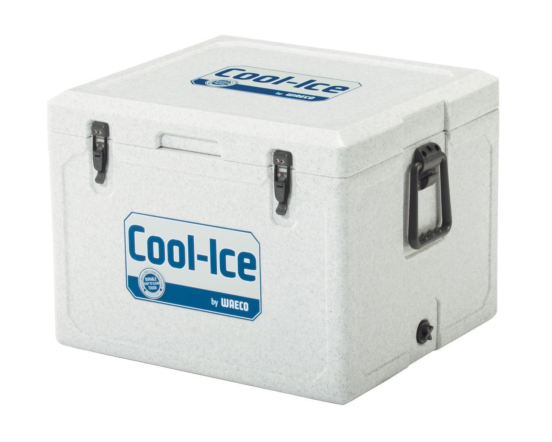 WAECO Cool-Ice WCI-55 изотермический контейнер, 55 л9103500790Высокая температураокружающей среды, неровные поверхности, грязь и сильные вибрации? С этим легко справятся новый непобедимый термоконтейнер для льда WAECO Cool-Ice WCI-55. Оснащенный чрезвычайно эффективной и прочной изоляцией, он может продержать ваши продукты в холодном виде до 10 днейВсе детали бесшовного термоконтейнера WAECO Cool-Ice WCI-55 сделаны из ударопрочного пластика , который можно использовать в самых экстремальных условиях