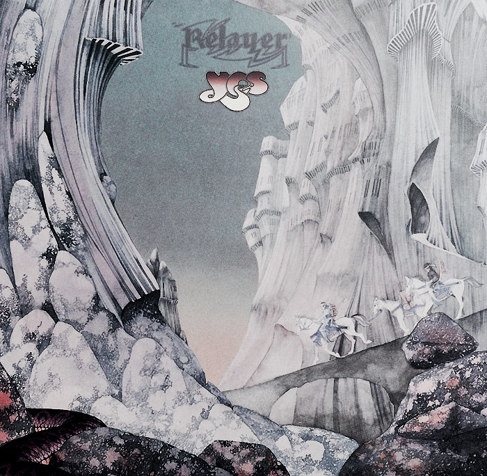 Yes Yes. Relayer. Definitive Edition (CD + Blu-ray Audio) купить