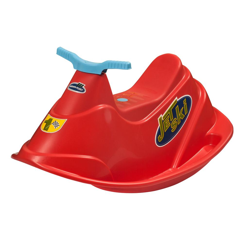 PalPlay Качелька Водный мотоцикл, цвет: красный - Ходунки, прыгунки, качалки