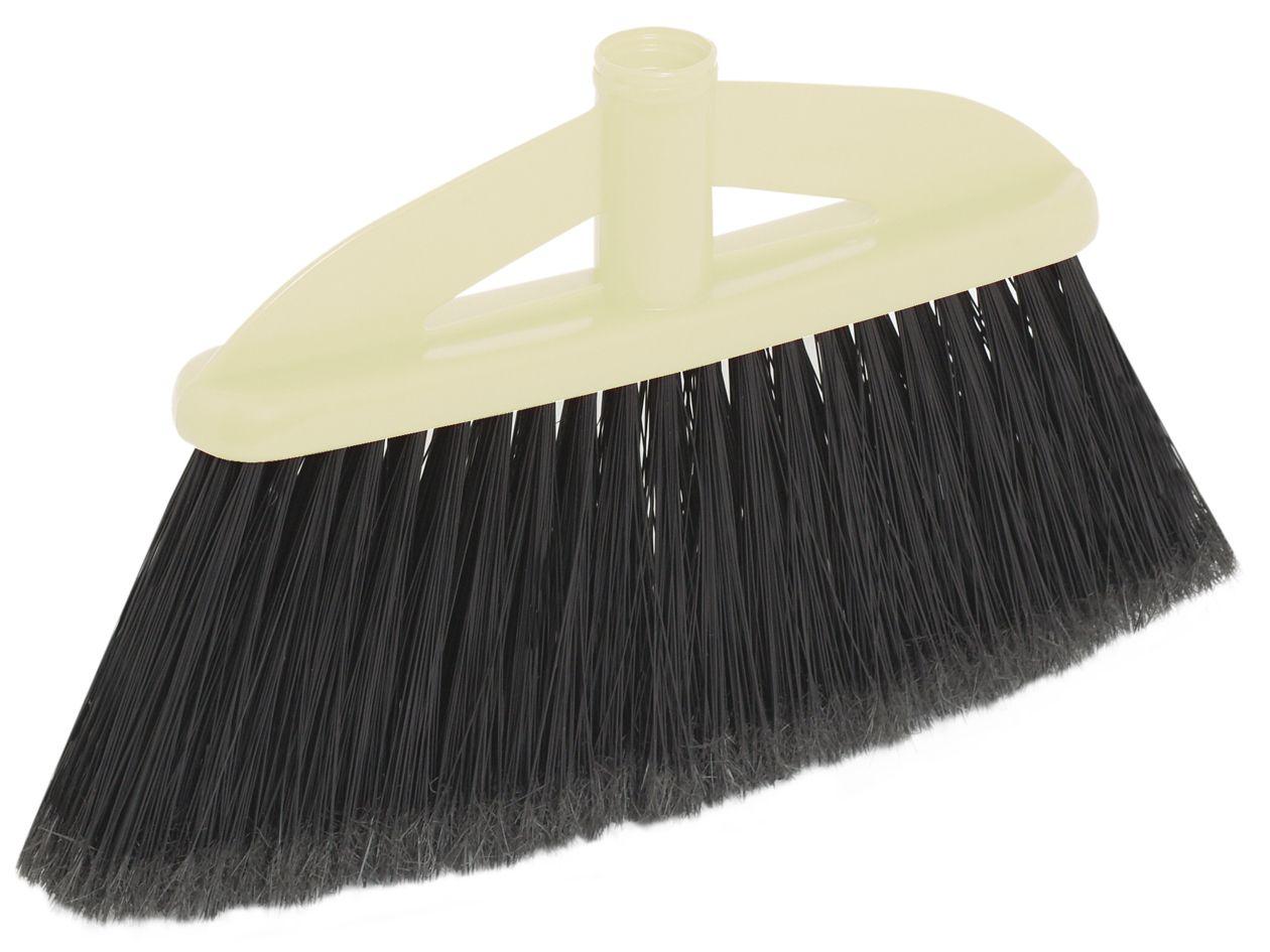 Щетка-насадка для пола Apex Basic. 11690-A531-301Щетка Apex Basic с длинным ворсом, выполненная из пластика, предназначена для уборки в доме и на улице.Упругие и длинные волоски щетки-насадки не оставят от грязи и следа. Изогнутые под углом щетинки облегчат чистку углов помещения. Оригинальная, современная, щетка для швабры, которую можно подобрать к любому интерьеру, сделает уборку эффективнее и приятнее не вызывая усталости. Длина ворса: 11 см.Материал: пластик, полихлорвинил.