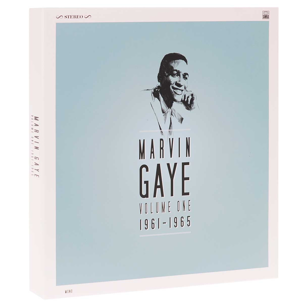 Марвин Гэй Marvin Gaye. Volume Jne 1961 - 1965 (7 LP) marvin gaye marvin gaye a tribute to the great nat king cole