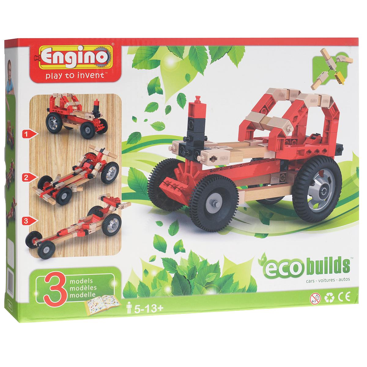 Engino Конструктор Cars EB10