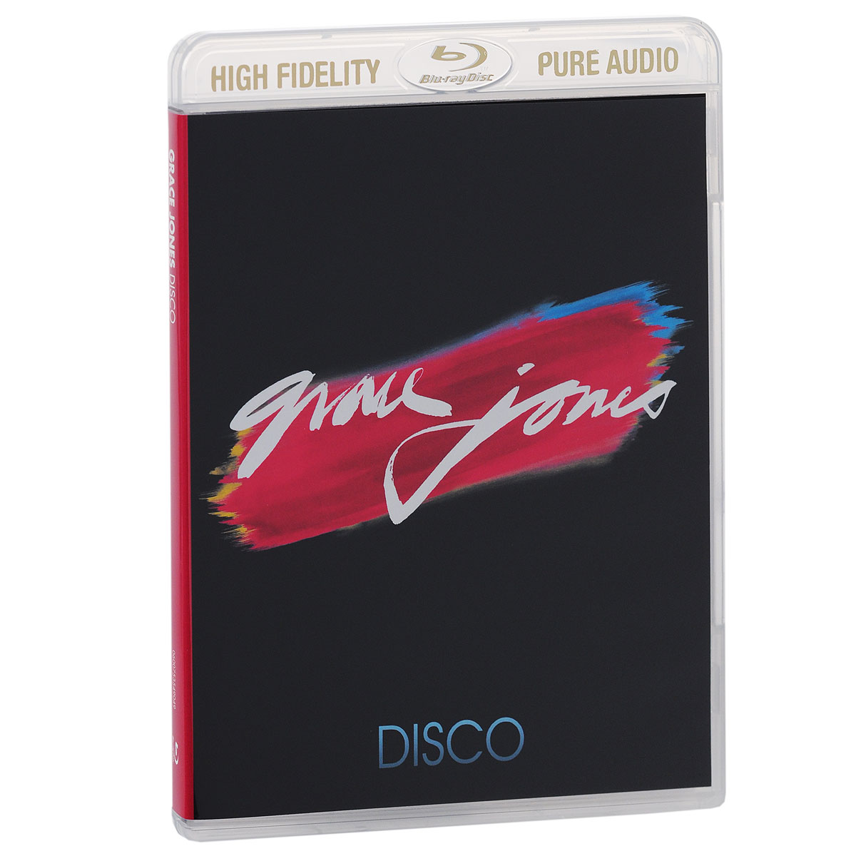 Грейс Джонс Grace Jones. Disco (Blu-ray Audio) rush rush signals blu ray audio