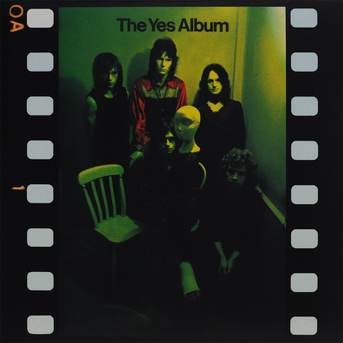 Yes Yes. The Yes Album (CD + Blu-ray) yes yes in the present live from lyon 2 cd dvd