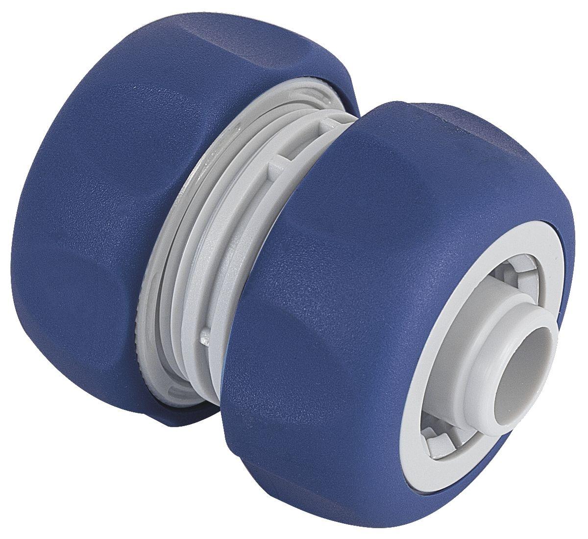 Муфта ремонтная Green Apple, 3/402760-37.000.00Ремонтная соединительная муфта Green Apple предназначена для быстрого ремонта поврежденного шланга. После удаления поврежденного участка новые концы шланга легко соединяются с помощью муфты.Особенности:Покрытие ручки TPR soft.Для шланга 19 мм (3/4).Характеристики:Длина: 6.2 см.
