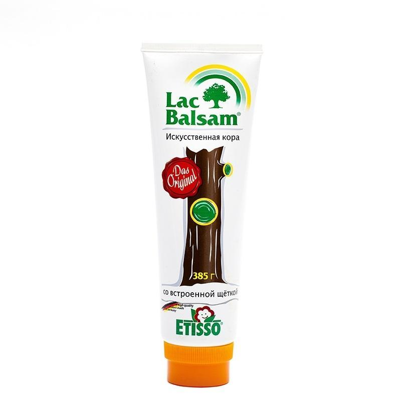 Бальзам Etisso для обработки ран у деревьев, 385 гC0042416Бальзам Etisso - готовое к применению средство для плодовых и декоративных деревьев и кустарников. Средство защищает обрезанные части растений от высыхания, механических воздействий и влаги. Сверх того, способствует заживлению раны и поддерживает способность дерева самому затягивать рану. Средство образует эластичную пленку, которая прекрасно переносится растением и держится долго и крепко на древесине. Продукт не имеет ограничений в продаже и применении, как в домашнем хозяйстве, так и в садоводстве и лесоводстве. Характеристики:Вес: 385 г. Артикул: 1380-493.