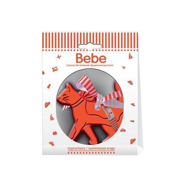 Ароматизатор Sapfire Bebe, котёнок тропическая ягодаRC-100BPCАроматизатор подвесной