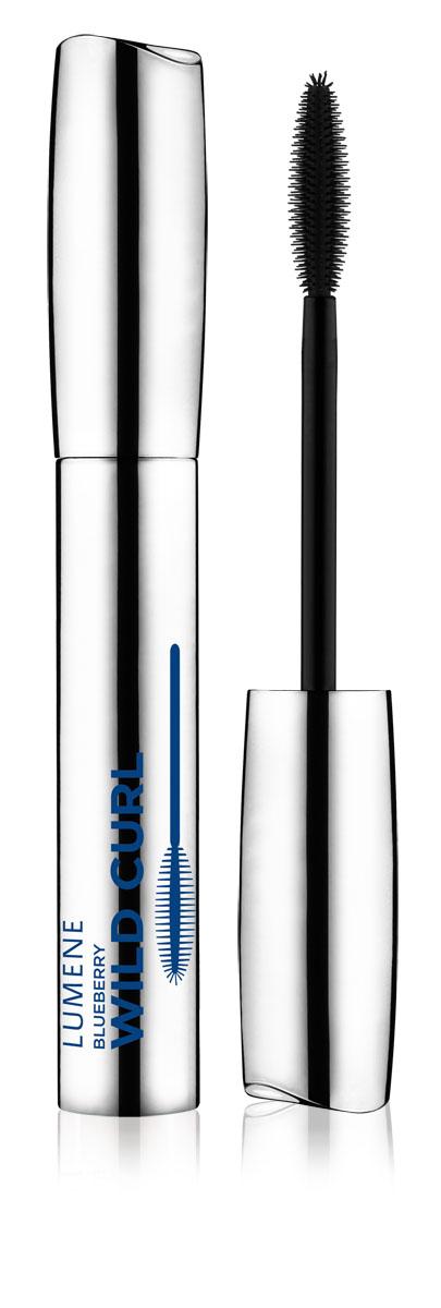 Lumene Тушь для ресниц Blueberry Wild Curl, подкручивающая, цвет: черный, 7 млSC-FM20101Тушь Lumene Blueberry Wild Curl, с маслом семян арктической черники, впечатляет длиной ресниц. Ее удобная пластиковая щеточка прокрашивает каждую ресничку и подкручивает, обеспечивая нанесение оптимального количества туши.Товар сертифицирован.