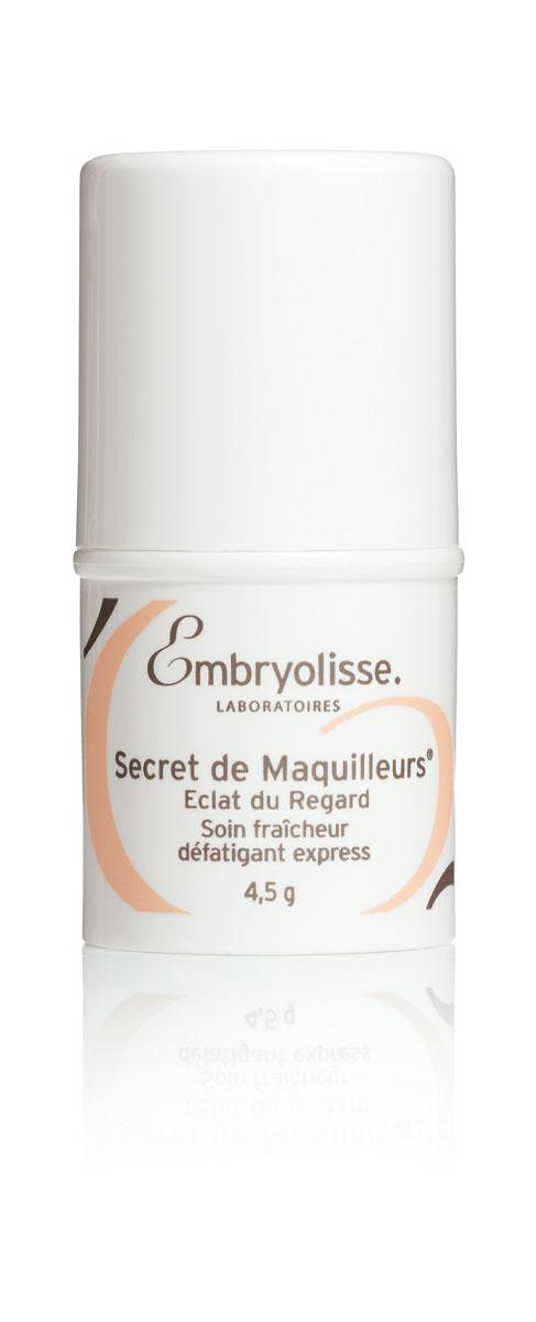 Embryolisse Экспресс-уход для кожи вокруг глаз, 4,5 г12052742МГНОВЕННОЕ ДЕЙСТВИЕРасслабляет, дарит ощущение свежести и комфорта; Устраняет следы усталости; Уменьшает отёчность и темные круги; Делает кожу нежной и шелковистоПрименение: - Используйте утром на чистую сухую кожу перед нанесением макияжа. - Наносите в течение дня для придания сияния коже вокруг глаз (подходит для использования поверх макияжа). - Для усиления охлаждающего эффекта хранить продукт в холодильнике.