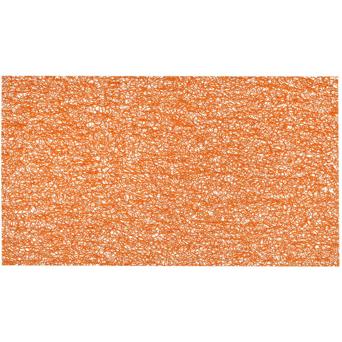 Подставка под горячее Amadeus, цвет: оранжевый, 45 х 30 см 28HZ-902454 009312Прямоугольная подставка под горячее Amadeus выполнена из тонких полимерных нитей, переплетенных между собой. Подставка не боится высоких температур и легко чистится от пятен и жира.Каждая хозяйка знает, что подставка под горячее - это незаменимый и очень полезный аксессуар на каждой кухне. Ваш стол будет не только украшен оригинальной подставкой, но и сбережен от воздействия высоких температур ваших кулинарных шедевров.Размер подставки: 45 см х 30 см.