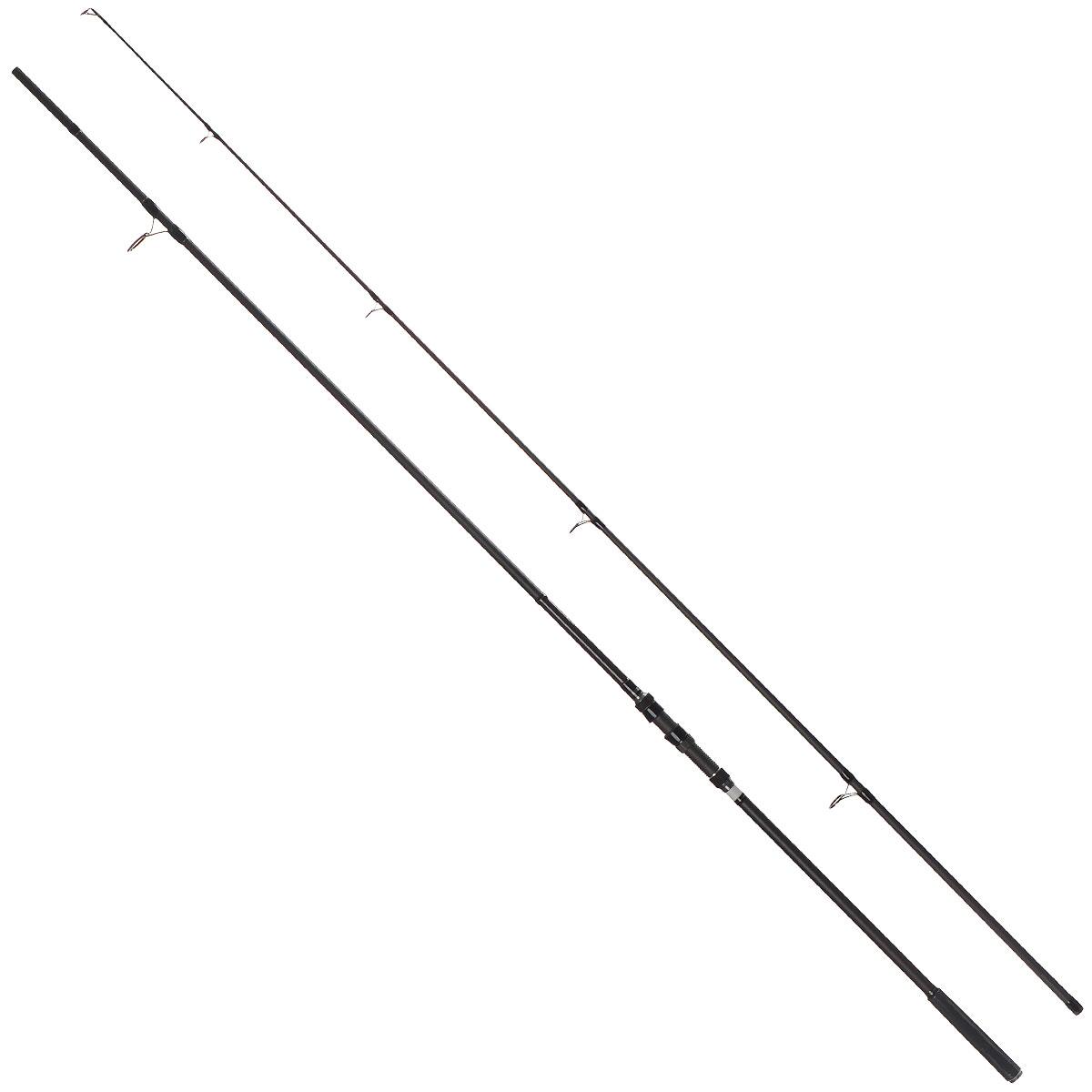 Удилище карповое Daiwa Windcast Carp, 3,6 м, 4,5 lbs0023293Daiwa Windcast Carp - это высококлассное карповое удилище с феноменальными рабочими характеристиками.Особенности удилища:Бланки из высокомодульного графита обеспечивают высокую чувствительность и мощность. Армирующая графитовая оплетка по всей длине. Надежный катушкодержатель от FujiПропускные кольца со вставками Sic. Флуоресцентная полоска с подсветкой специально для ночной ловли.Поставляется в чехле для переноски и хранения.Тест: 4,5 lbs.