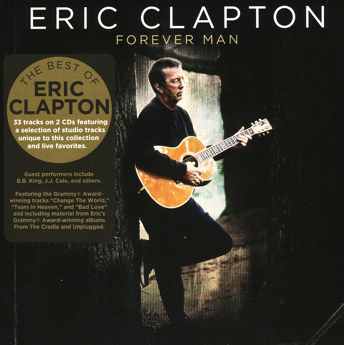 Эрик Клэптон Eric Clapton. Forever Man (2 CD) eric clapton forever man best of 2 cd