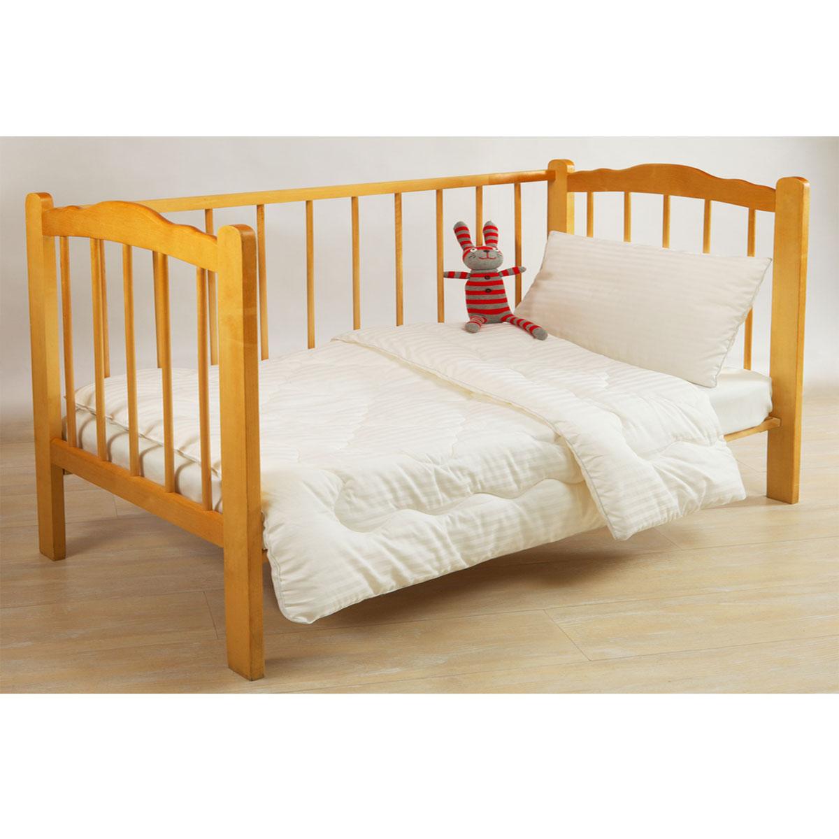 Одеяло  Fani/Фани , 110 см х 140 см, цвет: белый - Детский текстиль