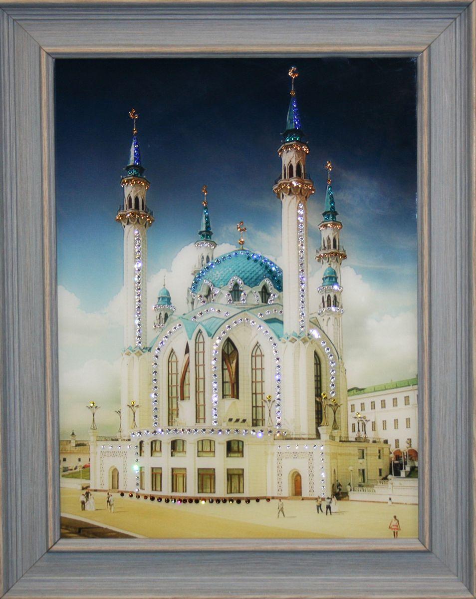 1545 Картина Сваровски Кул-ШарифRG-D31Sстекло, хрусталь, алюминий. 39х49