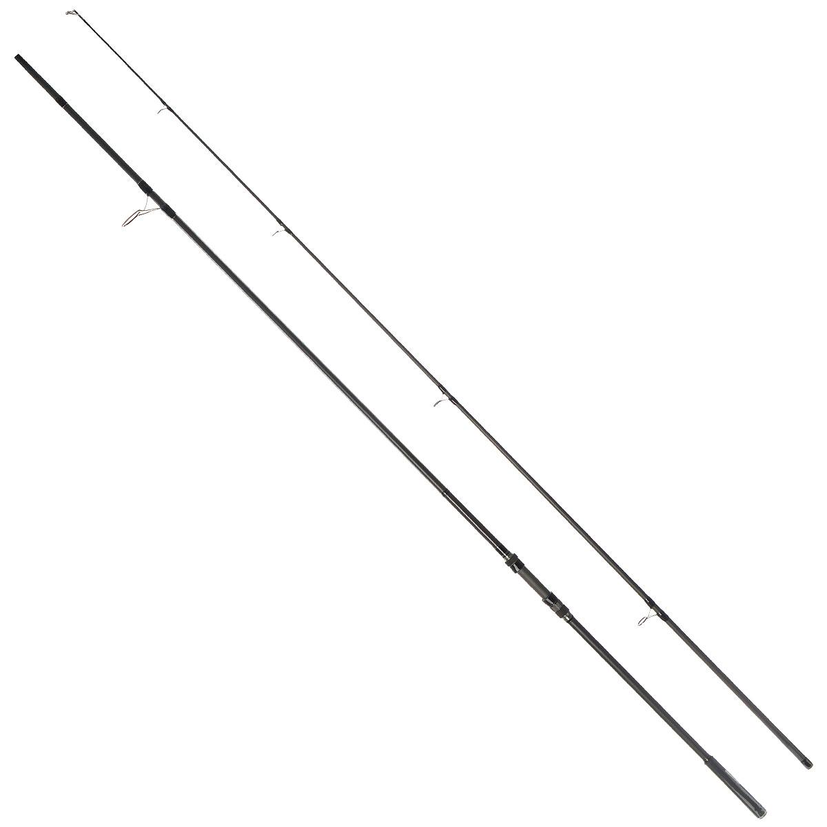 Удилище карповое Daiwa Windcast Carp, 3,9 м, 5 lbsPGPS7797CIS08GBNVDaiwa Windcast Carp - это высококлассное карповое удилище с феноменальными рабочими характеристиками.Особенности удилища:Бланки из высокомодульного графита обеспечивают высокую чувствительность и мощность. Армирующая графитовая оплетка по всей длине. Надежный катушкодержатель от FujiПропускные кольца со вставками Sic. Флуоресцентная полоска с подсветкой специально для ночной ловли.Поставляется в чехле для переноски и хранения.Тест: 5 lbs.