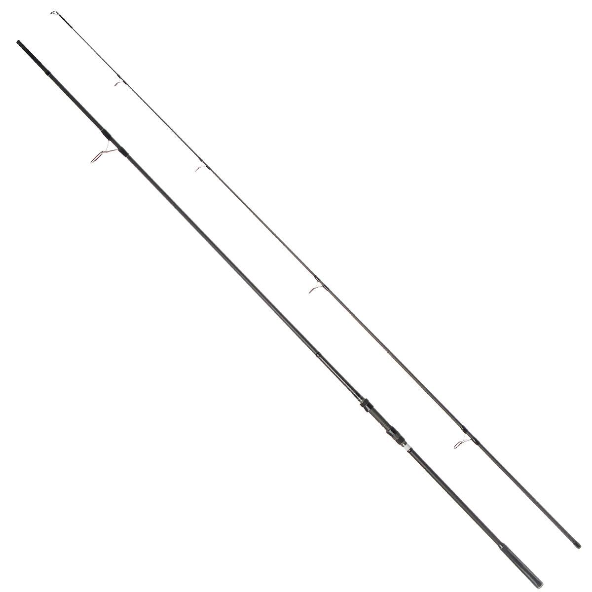 Удилище карповое Daiwa Windcast Carp, 3,9 м, 3,75 lbs13965Daiwa Windcast Carp - это высококлассное карповое удилище с феноменальными рабочими характеристиками.Особенности удилища:Бланки из высокомодульного графита обеспечивают высокую чувствительность и мощность. Армирующая графитовая оплетка по всей длине. Надежный катушкодержатель от FujiПропускные кольца со вставками Sic. Флуоресцентная полоска с подсветкой специально для ночной ловли.Поставляется в чехле для переноски и хранения.Тест: 3,75 lbs.