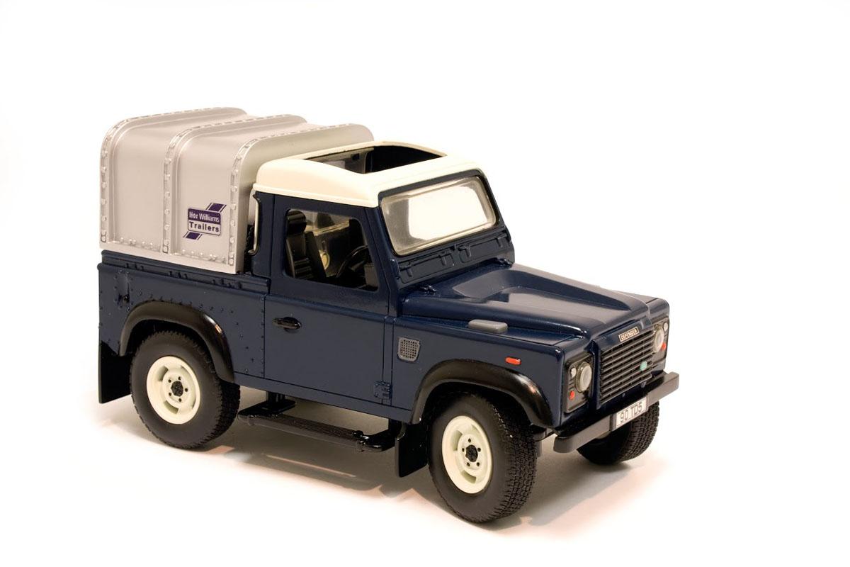 TOMY Автомобиль Land Rover Defender точная копия швейцарских часов