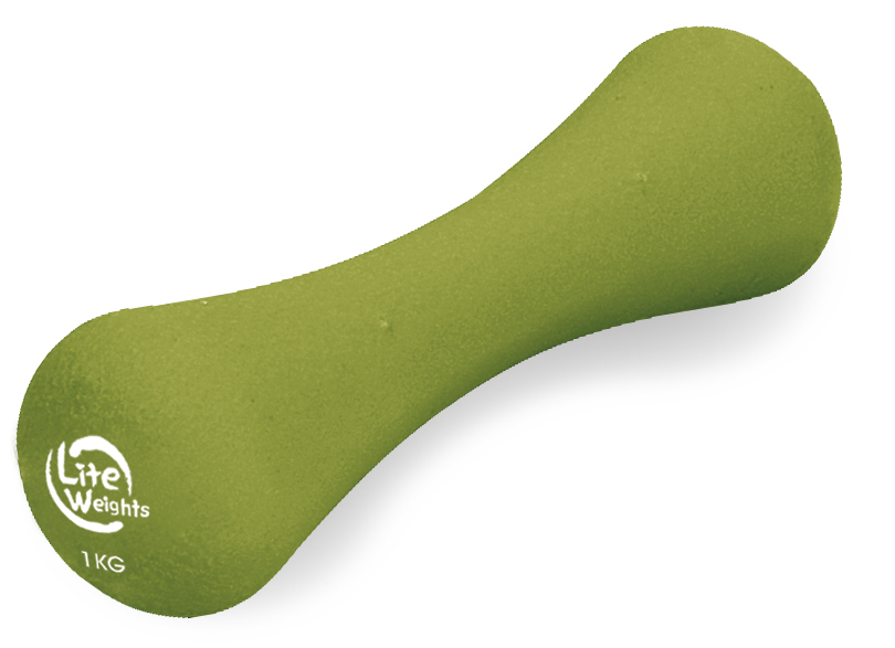 Гантель неопреновая Lite Weights, цвет: зеленый, 1 кг2950NPГантель Lite Weights выполнена из высококачественного металла с мягким неопреновым покрытием и имеет оптимальный размер для занятий спортом. Такую гантель удобно держать в руках, а неопрен в течение всей тренировки отводит выделяющуюся влагу из зоны контакта ладони с рукояткой гантели, оставляя ее сухой и не позволяя гантели выскальзывать. Она помогает укрепить мышцы рук, грудной клетки, верхней части спины и плеч. Благодаря небольшому размеру гантель удобно хранить, она не займет много места в квартире.