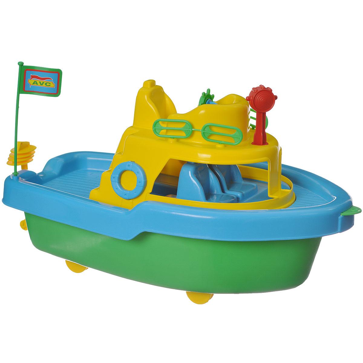 AVC Корабль - Транспорт, машинки