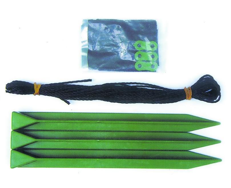 Распорка для деревьев Green Apple, набор531-402Молодое дерево часто нуждается в дополнительной опоре и поддержке. Чтобы помочь саженцу преодолеть определенный барьер роста, лучше всего использовать распорку для деревьев Green Apple.Набор включает в себя:Колышек для подвязывания: 3 шт.Веревка для подвязывания.Материал для защиты ствола дерева от трения веревки.