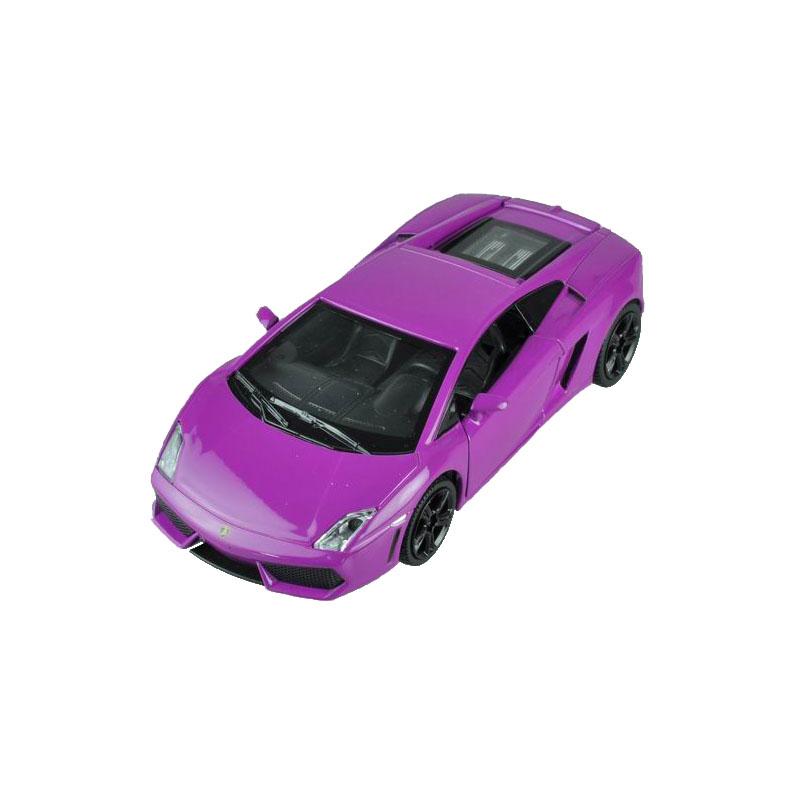 Maxi Toys Модель автомобиля Lamborghini пламенный мотор машинка инерционная volvo пожарная охрана