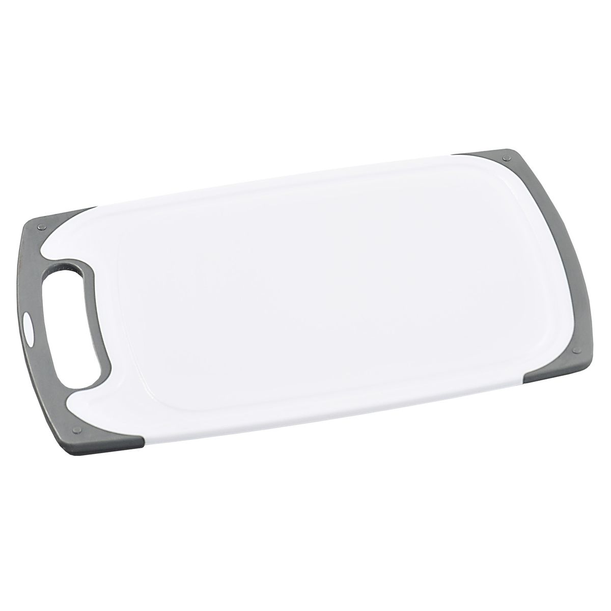 Доска разделочная Kesper, цвет: белый, серый, 31,5 см х 19,5 см х 1 см54 009312Разделочные доска Kesper изготовлена из высококачественного пластика. Такая доска займет достойное место среди аксессуаров на вашей кухне. Она прекрасно подойдет для нарезки любых продуктов. Доска устойчива к деформации и высоким температурам. Разделочная доска Kesper прекрасно впишется в интерьер любой кухни и прослужит вам долгие годы.