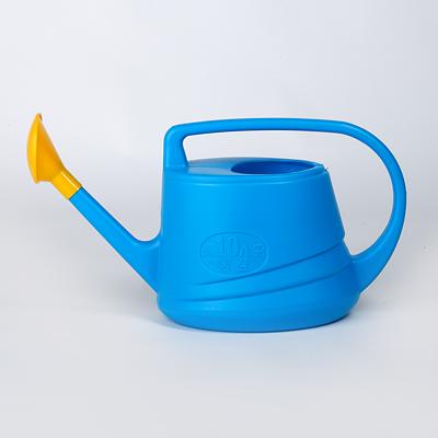 Лейка Евро 10 л (голубой пластик)96281496Лейка Евро 10 л (голубой пластик)